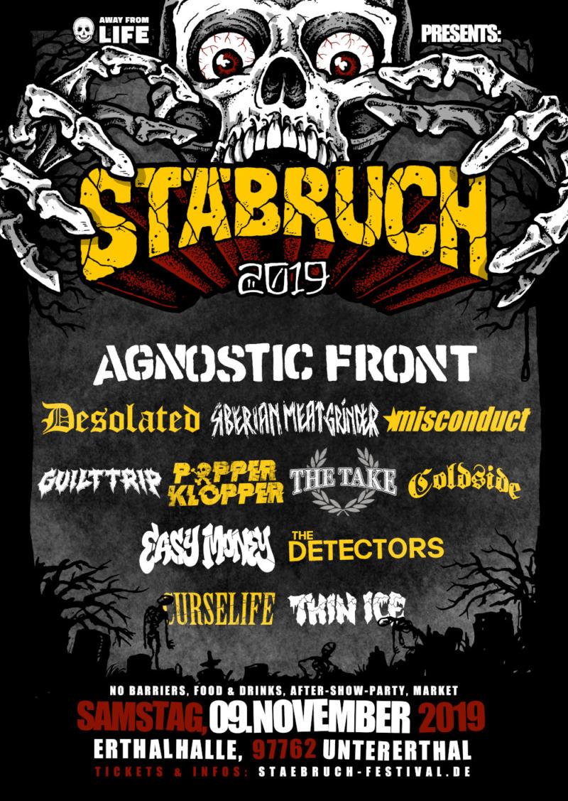 Stäbruch Festival 2019