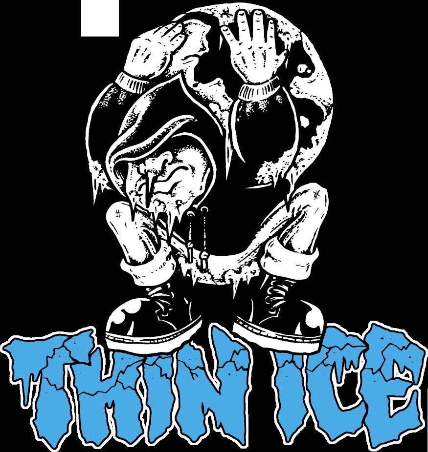 Thin Ice - Iceman