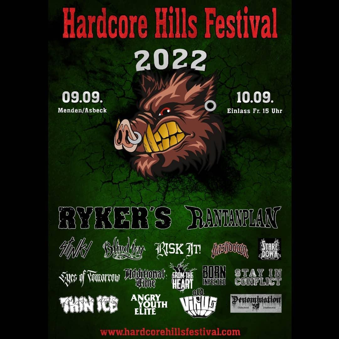 2022-09-09 Hardcore Hills Festival, Asbeck